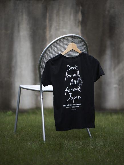 震災チャリティTシャツ