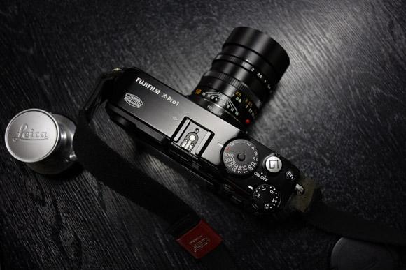 X-Pro1 Summilux 50