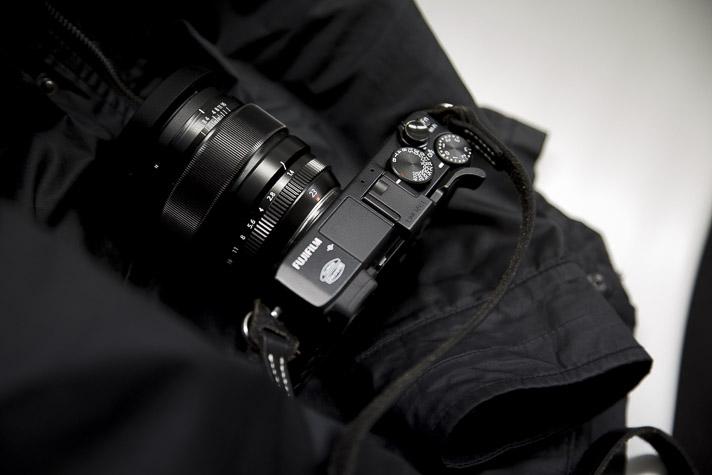 X-E2 / XF23mm