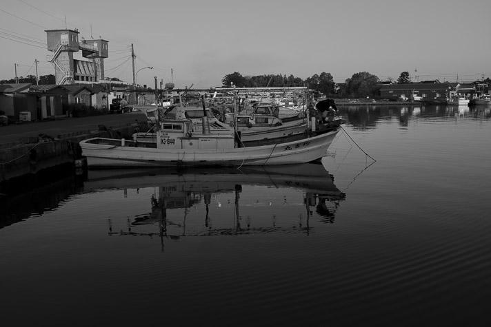 安宅漁港 X100T