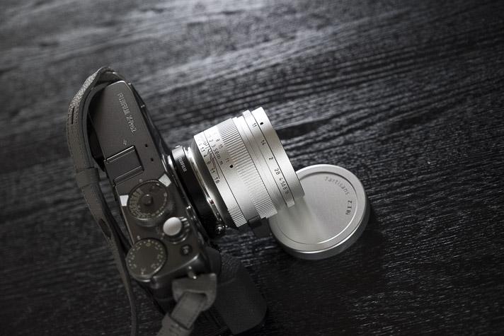 7artisans 50mm F1.1 X-Pro2