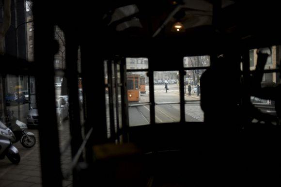 ミラノ路面電車