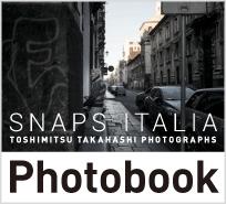 SNAPS ITALIA 写真集